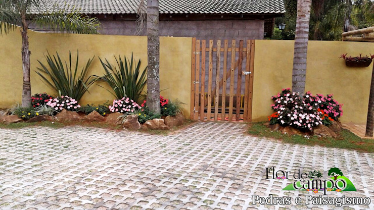 Flor do Campo Pedras e Paisagismo 庭アクセサリー&デコレーション