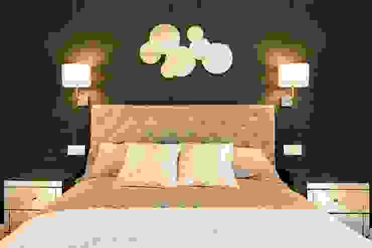 Bedroom by Keinzo Interiores, Eclectic Marble
