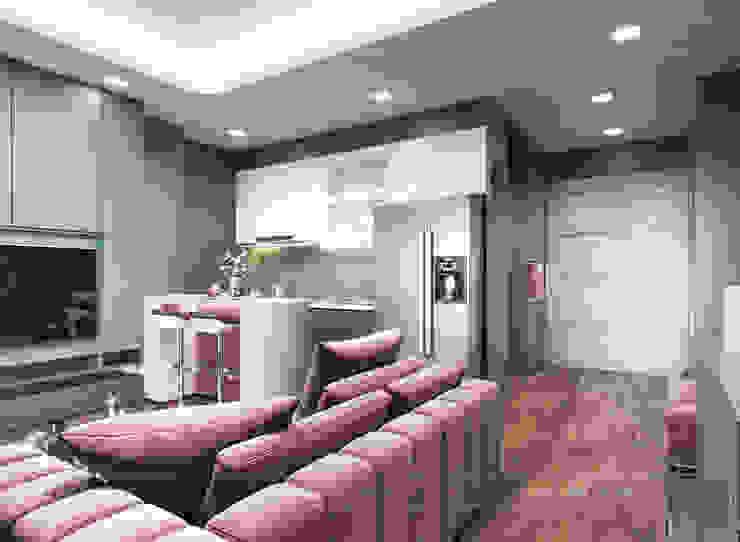 Đẹp Khác Biệt với Thiết kế căn hộ Landmark 81 của ICON INTERIOR bởi ICON INTERIOR Hiện đại