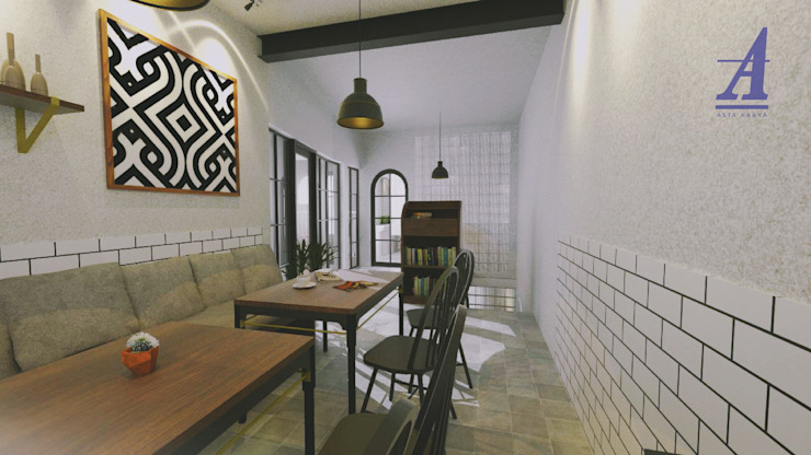 Country style gastronomy by Asta Karya Studio Country