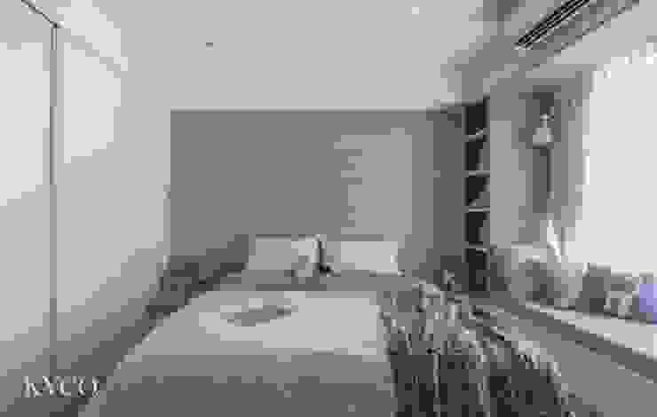 浮光LOFT 根據 芮晟設計事務所 現代風 塑木複合材料