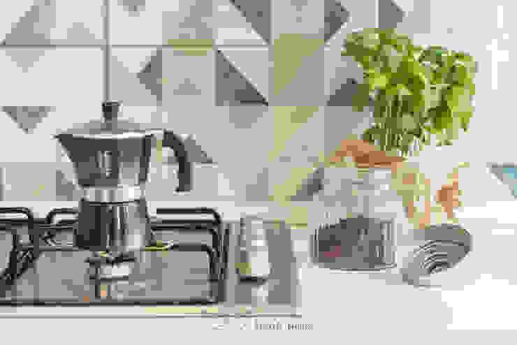Habitat Home Staging & Photography ห้องครัว