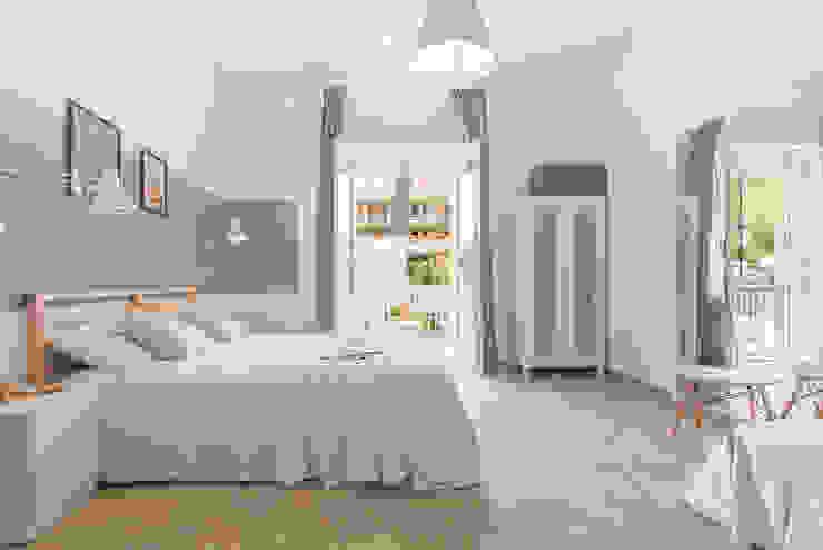 Habitat Home Staging & Photography ห้องนอน White