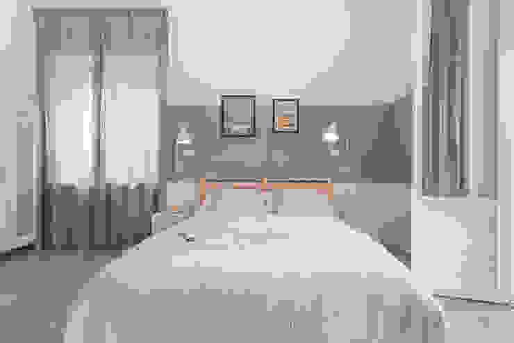 Habitat Home Staging & Photography ห้องนอน Blue
