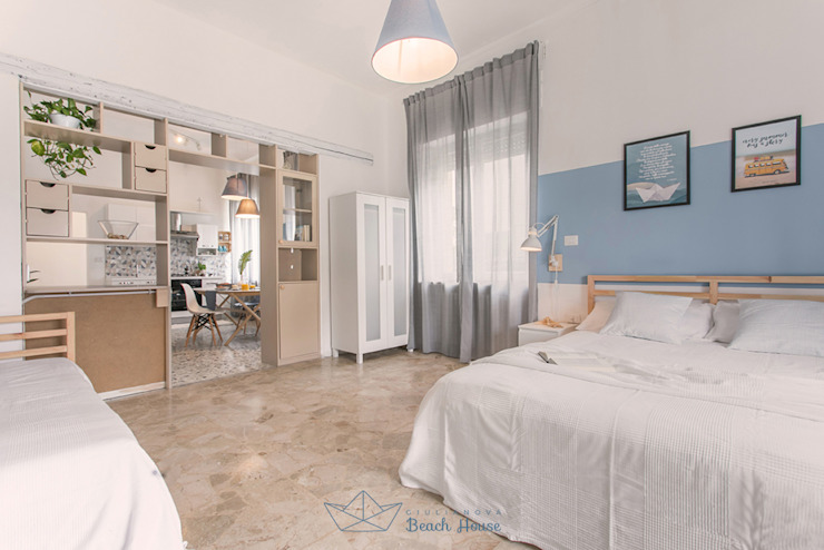 Habitat Home Staging & Photography ห้องนอน