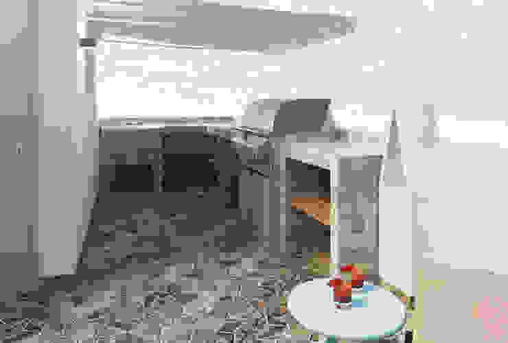 After 2 Glancing EYE - Asesoramiento y decoración en diseños 3D Modern Terrace