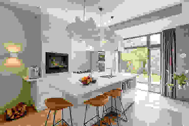 de StrandNL architectuur en interieur Moderno