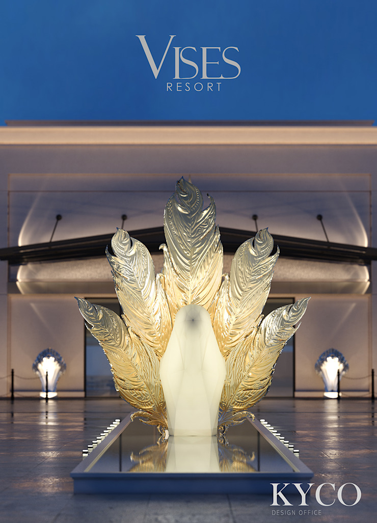 外觀地標 芮晟設計事務所 藝術品其他藝術物件 塑木複合材料 White