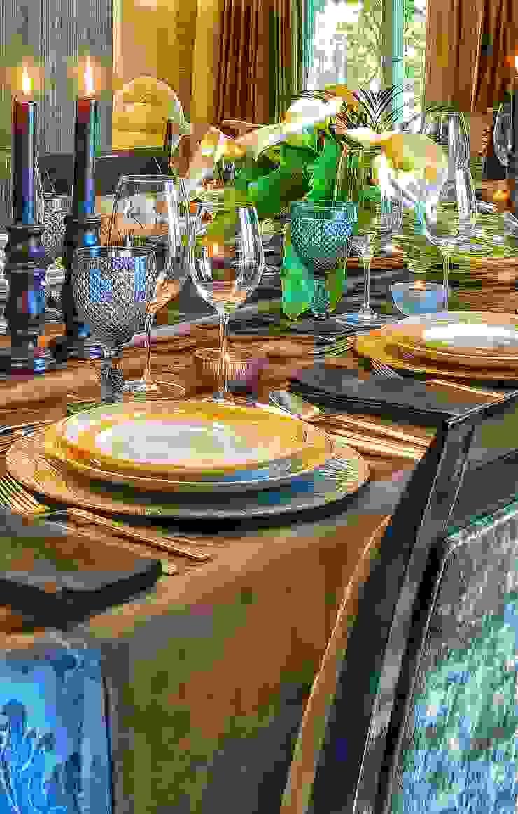 Projects Details Salas de jantar clássicas por Andreia Abrantes Clássico