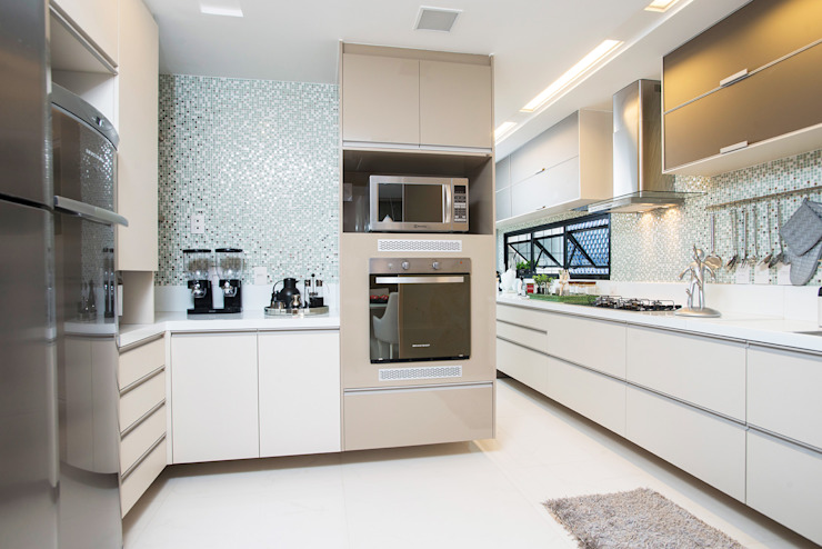 RI Arquitetura Kitchen units