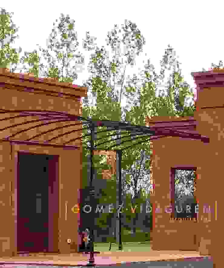 Casa LO Casas rústicas de Gomez Vidaguren Arquitectos Rústico