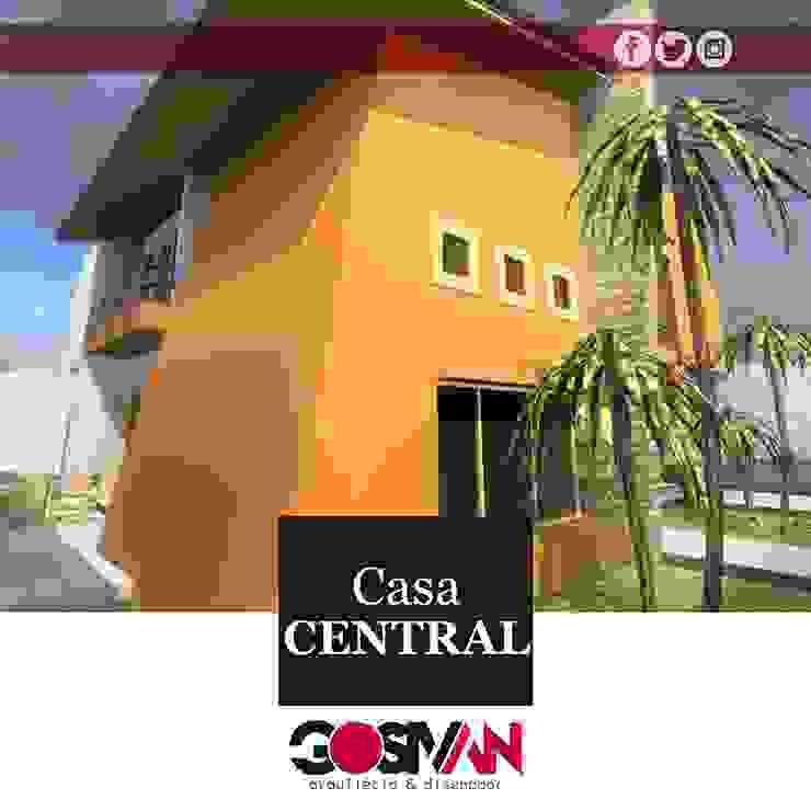 Gosivan | Arquitecto Modern Houses