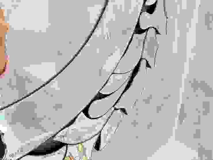 호텔같은 복층 펜트하우스 인테리어 클래식스타일 욕실 by 디자인 아버 클래식