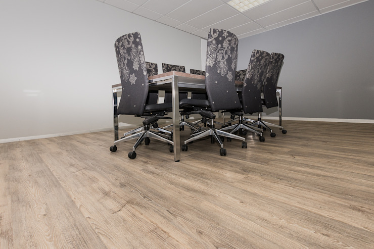 Leon Carpets for ESI Attorneys:  Commercial Spaces by Wanabiwood Flooring,