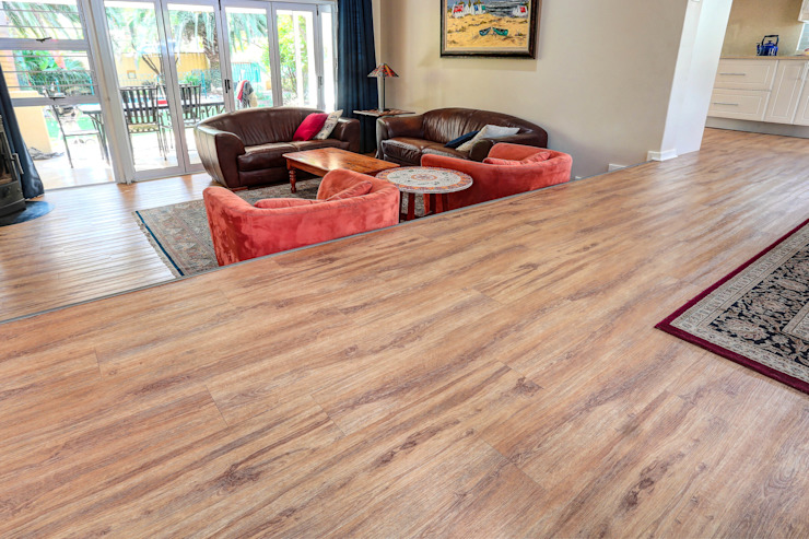 Living room by Wanabiwood Flooring,