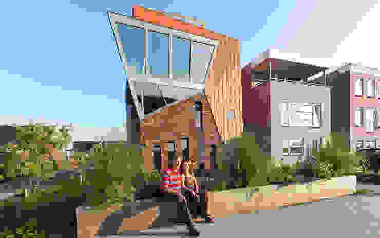 Casa Mirador Almere Noorderplassen | Arc2 architecten van Arc2 architecten Modern Houtcomposiet