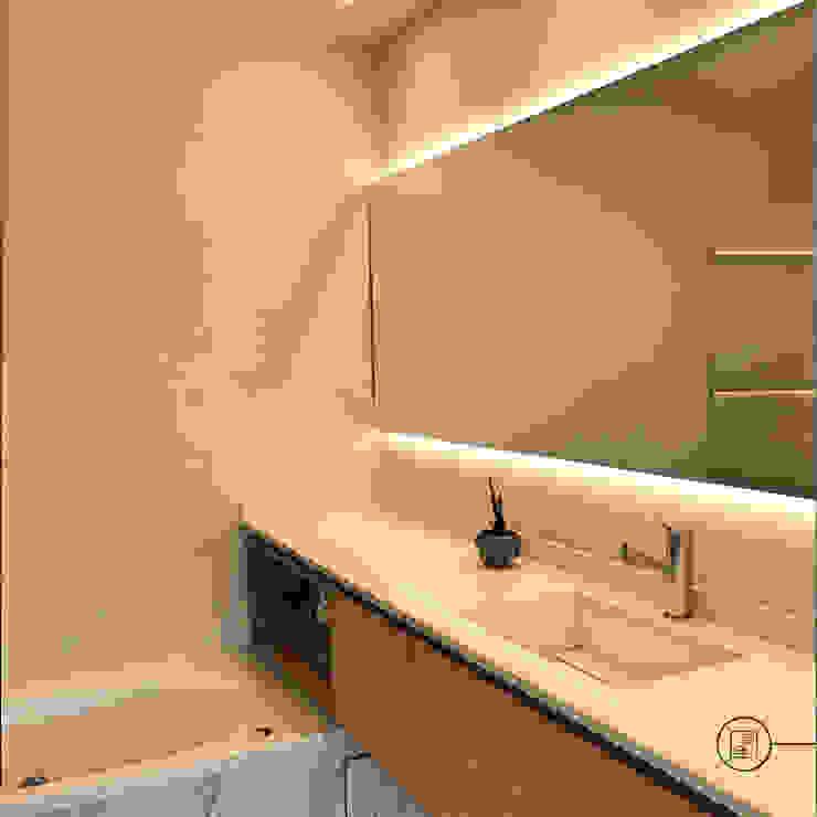 Interiorismo Baños modernos de Kgarquitectura Moderno