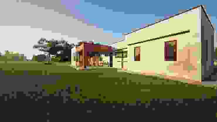 Detached home by Territorio Arquitectura y Construccion - La Serena, Modern