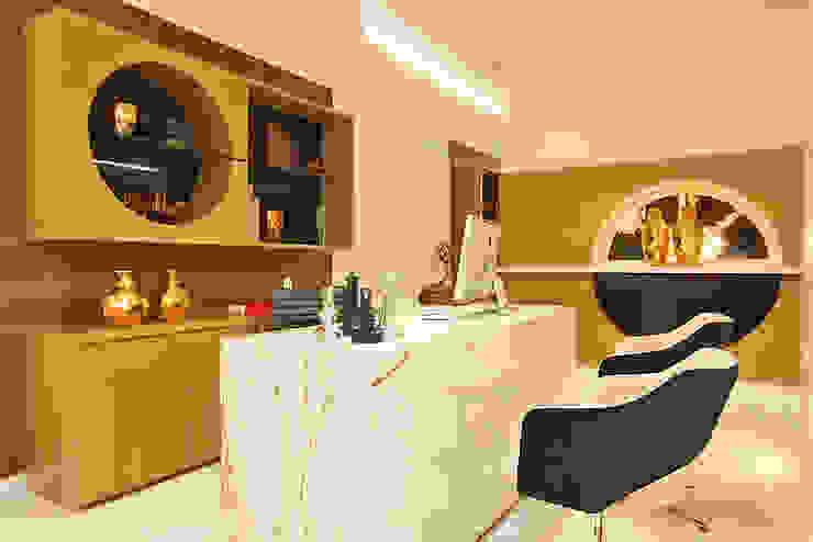 RI Arquitetura Modern study/office