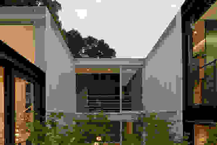 根據 Hernandez Silva Arquitectos 現代風