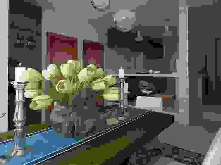 Casa Tarimoro: Comedores de estilo  por Soma & Croma,