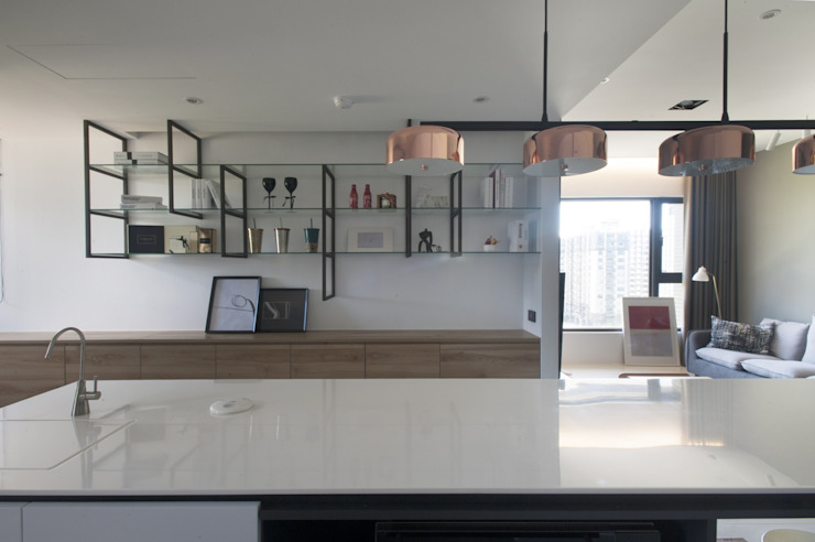 夢想與生活的後盾 根據 鈊楹室內裝修設計股份有限公司 現代風