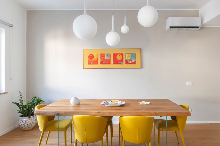 Dining room by Facile Ristrutturare, Modern