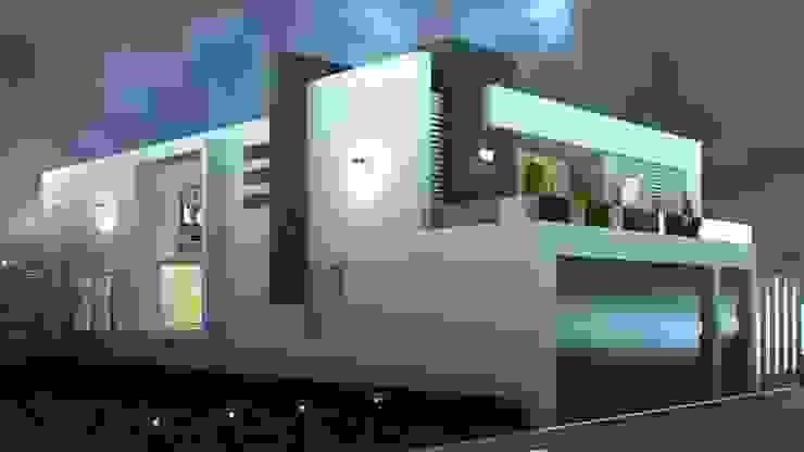 CouturierStudio Minimalist houses