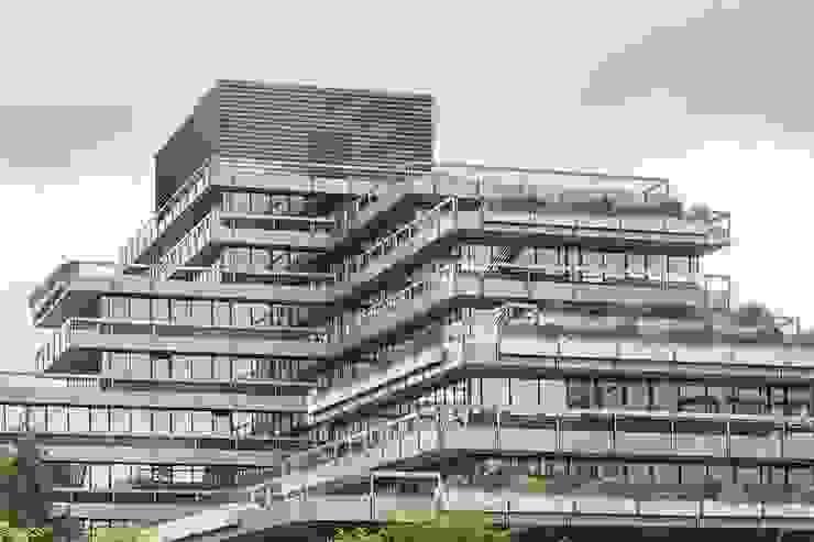 Domotica installatie Estel Residence Nijmegen van Controlux Domotica Modern