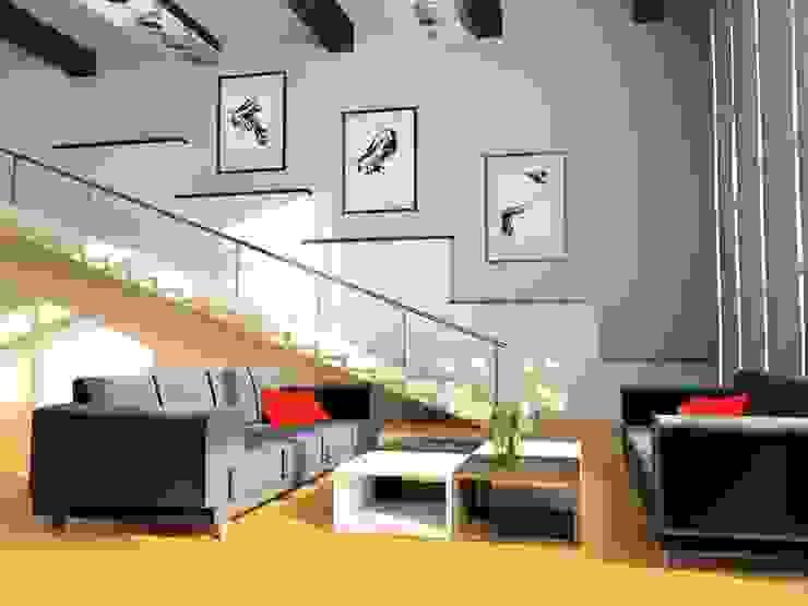Living room by Painter´s oaxaca,