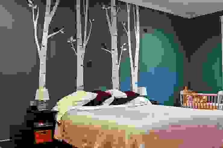 Centro de Mantenimiento Integral a Residencias e Inmuebles Painter´s oaxaca Dormitorios modernos