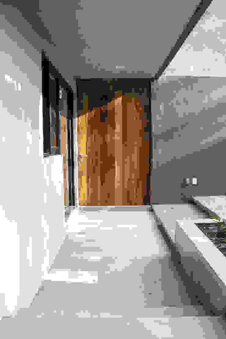 INDICO ประตูไม้ ไม้ Wood effect