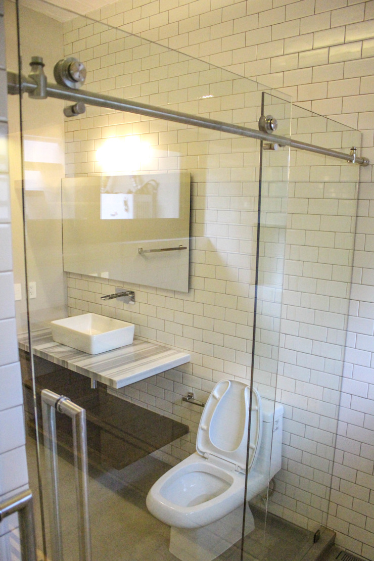 INDICO ห้องน้ำ White