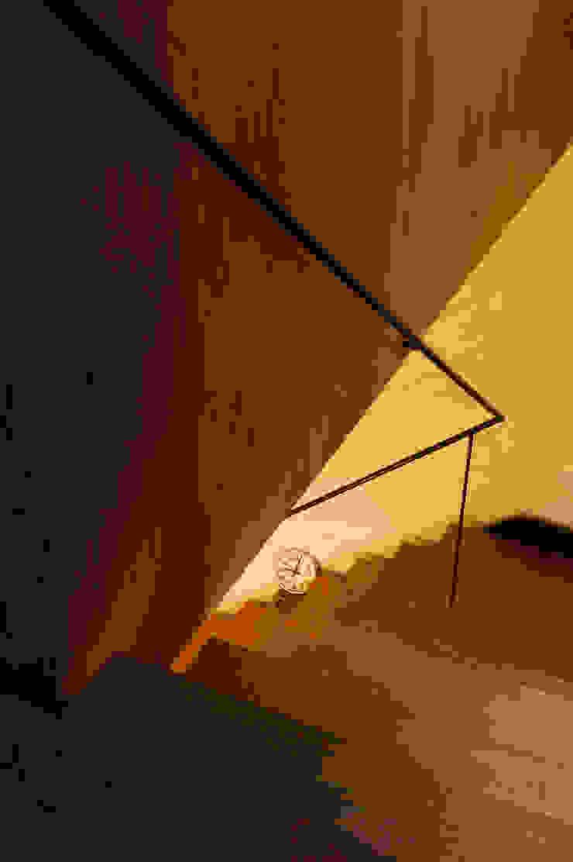 Takeru Shoji Architects.Co.,Ltd Stairs