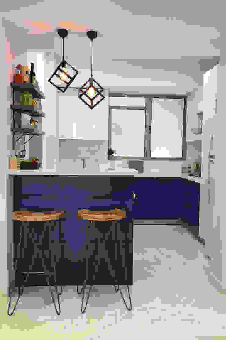 The Workroom Modern kitchen