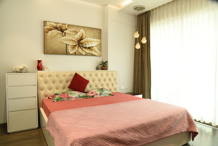 The Workroom Modern style bedroom