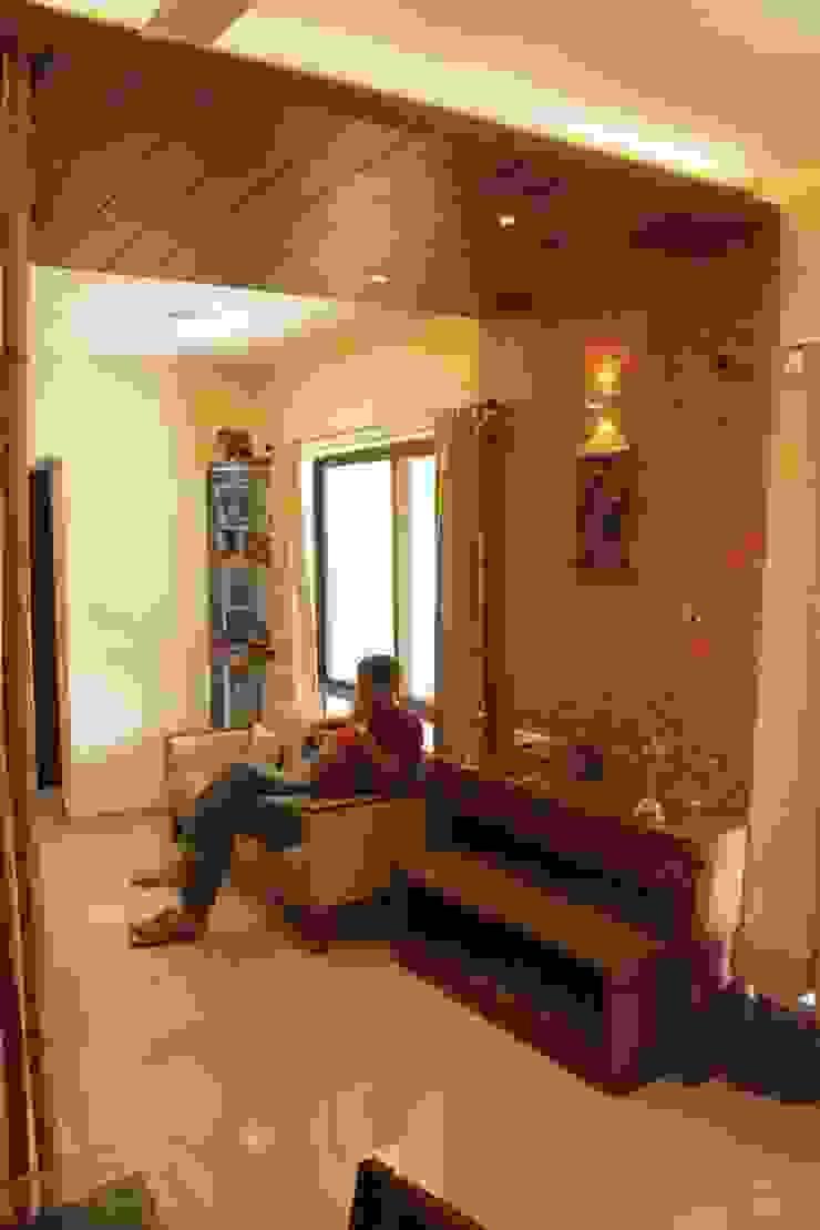 Turn-key solutions Modern living room by Urban Projets Modern