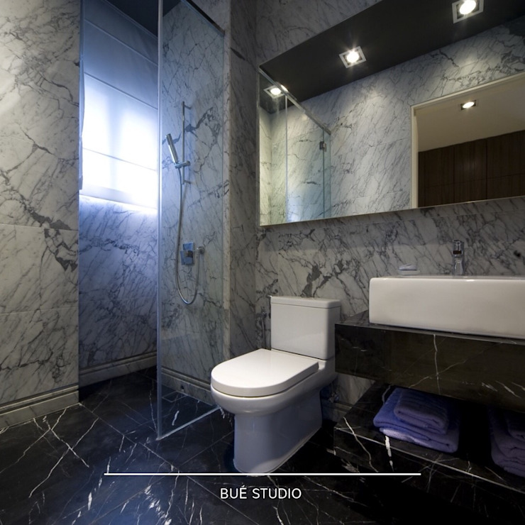 Private Residence: ผสมผสาน  โดย Bue Studio Co.,Ltd., ผสมผสาน