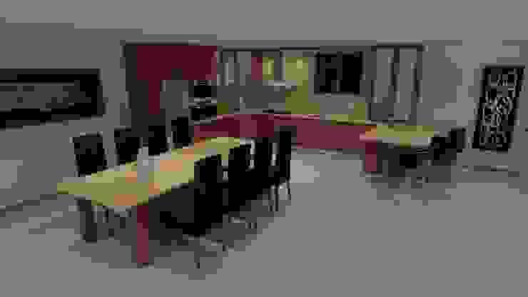 MJF Interiores Ldª Unit dapur