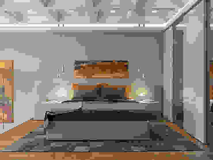 Moderne Schlafzimmer von EJ Studio Modern
