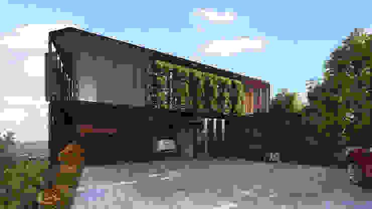 HouseZero - Modular building systems for premium off-grid homes by HouseZero Modern Glass