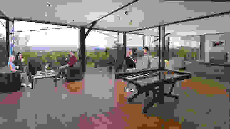 HouseZero - Modular building systems for premium off-grid homes by HouseZero Modern