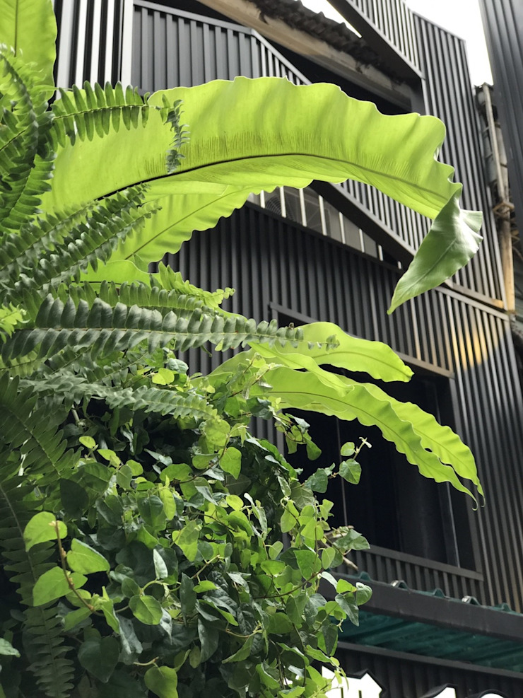 industrial  by 雲展建築設計 Winstarts Architectural Design Group, Industrial