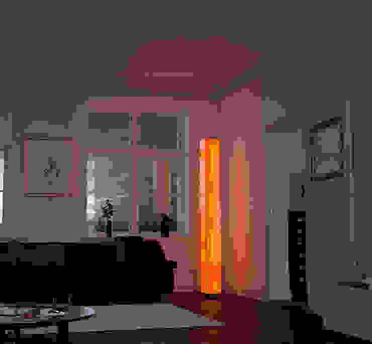 WOODEN燈具德國高品質進口燈具_意大利之家: 斯堪的納維亞  by 北京恒邦信大国际贸易有限公司, 北歐風