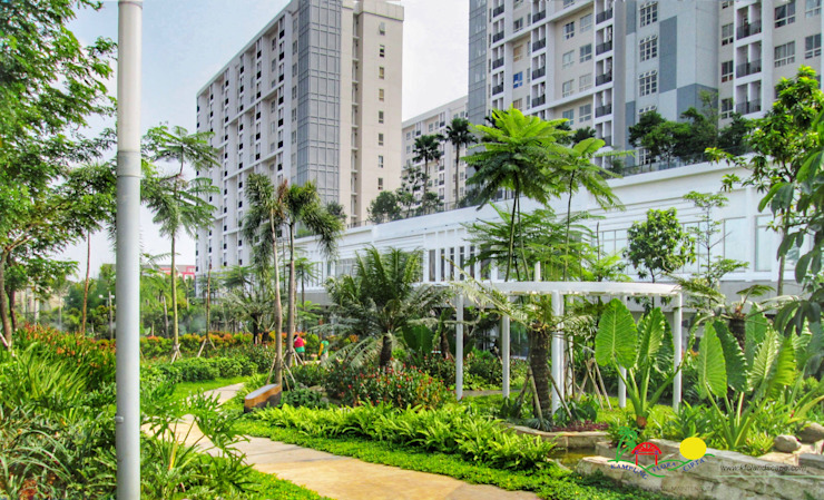 SCIENTIA SQUARE PARK, GADING SERPONG Pusat Perbelanjaan Modern Oleh PT. Kampung Flora Cipta Modern