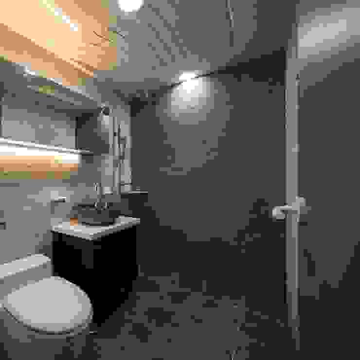 도곡 래미안 리모델링 : 그리다집의  욕실