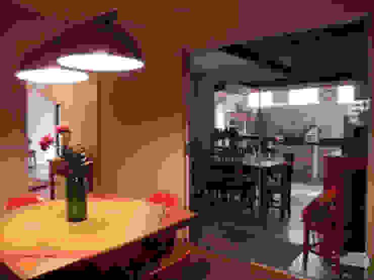 ÁREA GOURMET Cozinhas rústicas por THACO. Arquitetura e Ambientes Rústico