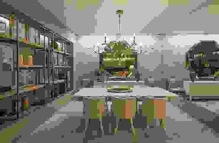 Artefacto Curitiba Offices & stores Marble Grey