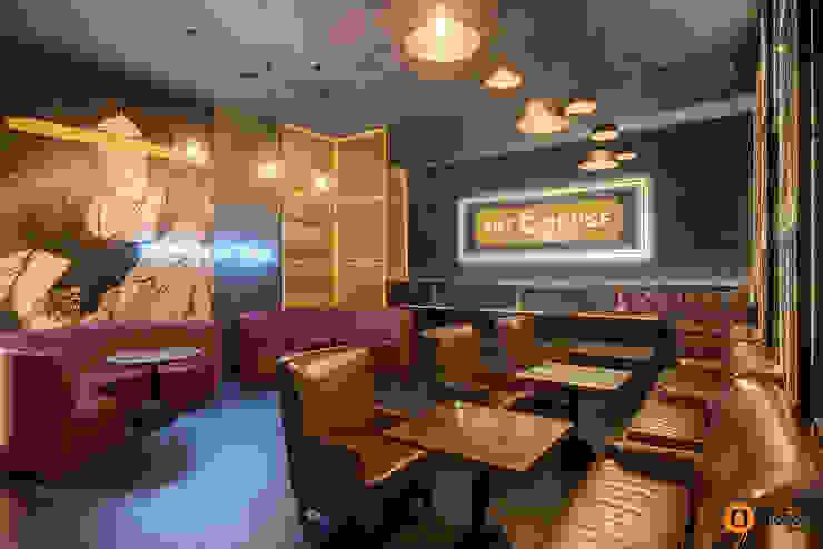 Artichok Design Bars & clubs Brown