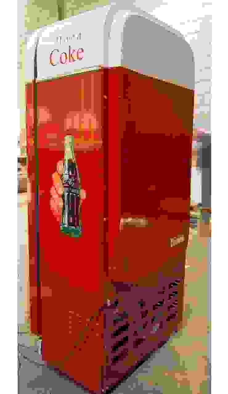 OldLook HogarPequeños electrodomésticos Metal Rojo